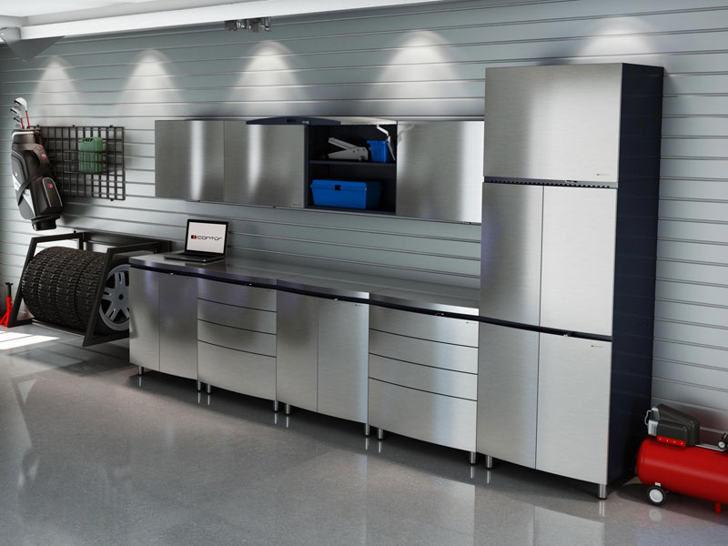 Stainless Steel Cabinets Abc